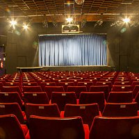 Our main 216-seater auditorium
