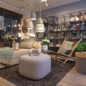 Interior Design Store - Nordic Nesting
