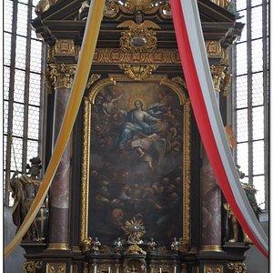 Церковь Святой Марии Алтарь