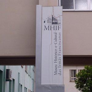 Museu HistóricoMuseu Histórico e e Cultural das Irmãs Franciscanas - Santa Maria, Rio Grande do