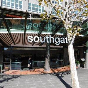 Southgate Entrance