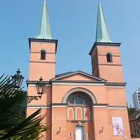 Die Basilika St. Laurentius