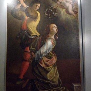 Dipinto del Museo.
