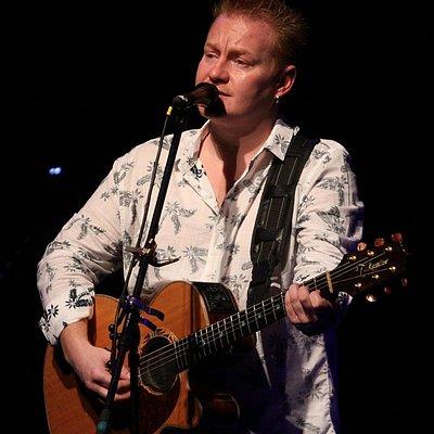 Keith Wilson live every night