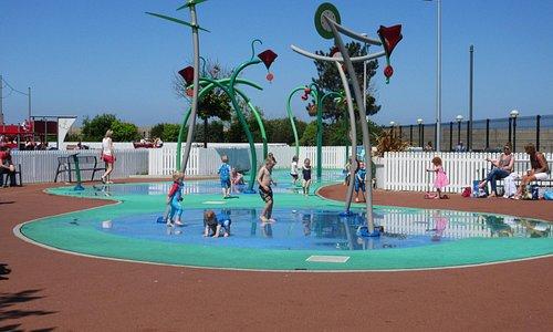 Water/Splash area
