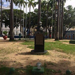 Busto do Marquês de Tamandaré