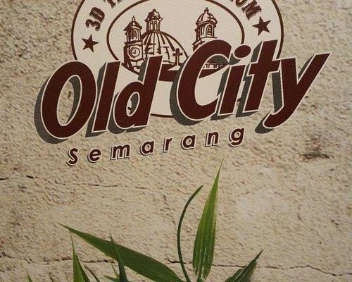 Old City Semarang 3d trick art museum