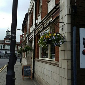 Horse and Groom pub Doncaster.