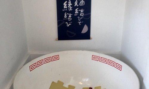 喜多方ラーメンミュージアム・喜多方ラーメン神社
