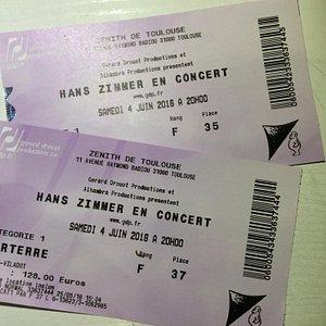 Entradas concierto #HansZimmerLive 2016.