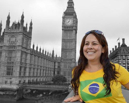 Guia Brasileiro Portugues Londres com a Ilídia Cunha