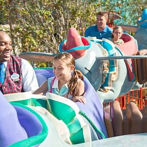 Enjoy your favorite Disney attractions during your VIP tour.