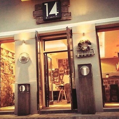 14 Coffee & Beet Street
