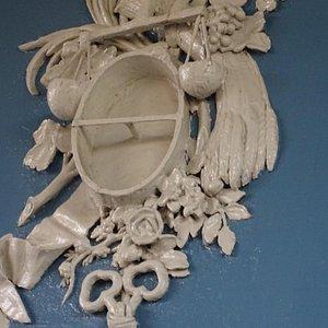 Hofje van Teyler;koudenhoorn 64 haarlem detail