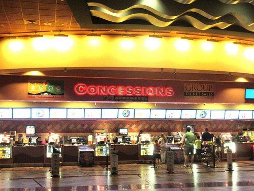 Regal Red Rock Stadium 16 & IMAX, Las Vegas, NV