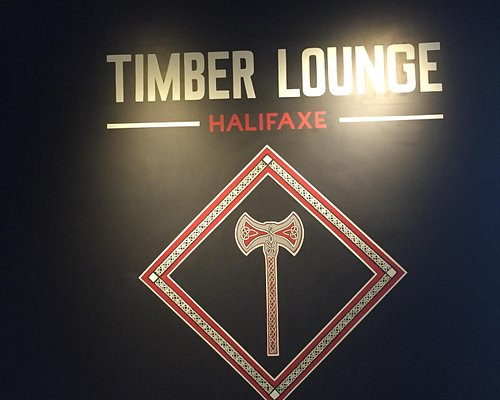 Throw axes, drink beer, have a blast