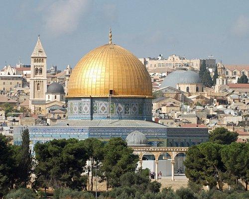 Jerusalem Panorama vom Ölberg