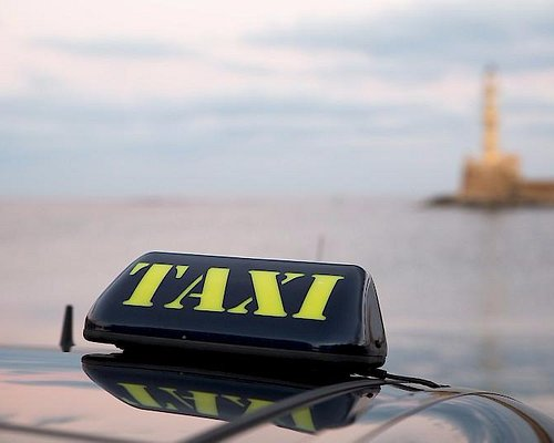 Safe and Quality Taxi Transfer in Chania