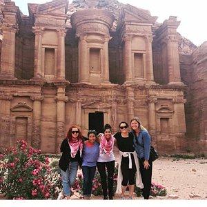 Happy Clients in Petra