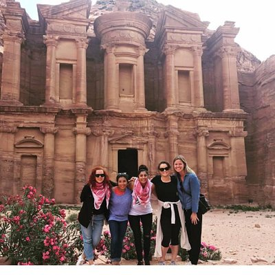Happy Clients in Petra
