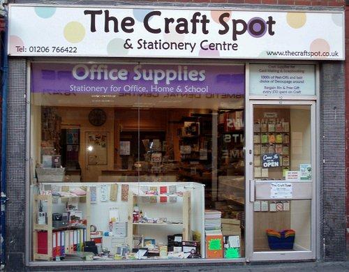 The Craft Spot & Stationery Centre