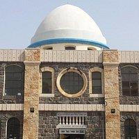 קבר רבי מאיר בעל הנס - תמונה מבחוץ