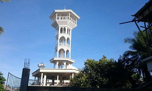 Minaret Masjid Agung Baiturohman