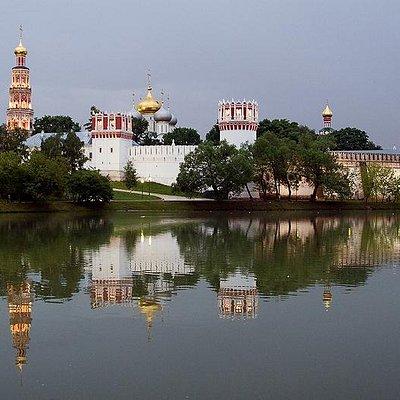 Le Couvent Novodevitchi de Moscou: la visite en français avec un guide privé