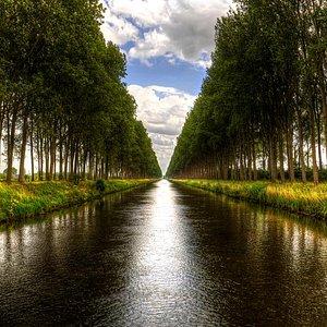 Bruges to Damme bike tour