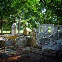 Sams Plantation Tabby Ruins