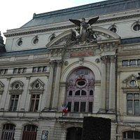 Grand theatre de Tours
