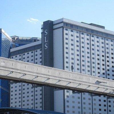 The SLS Casino, Las Vegas, NV