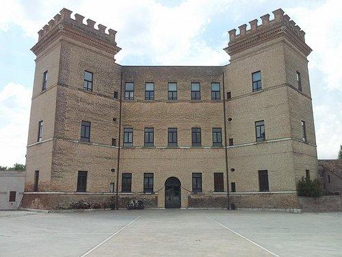 Il Castello estense di Mesola (Delizia)