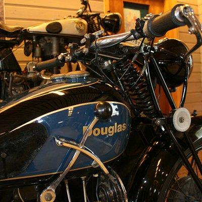 Arctic circle motorcycle museum