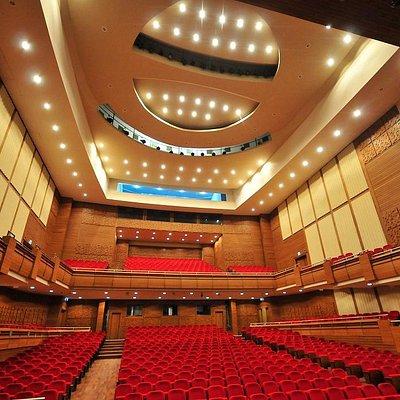 Ahmed Adnan Saygun Sanat Merkezi Büyük Salon