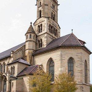St. Katharina Südansicht