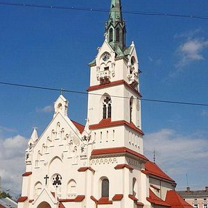 Костел Богородицы - символ Стрыя