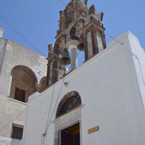 Вход в Agios Nikolaos Church