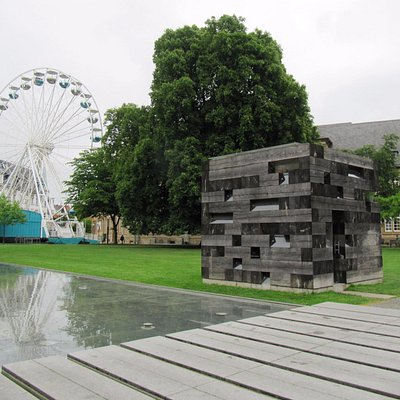 beeldentuin Kunsthalle Bielefeld