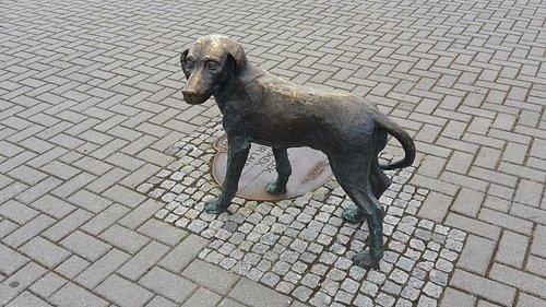 фигура собачки