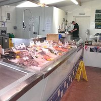 Great fresh fish / Seafood counter