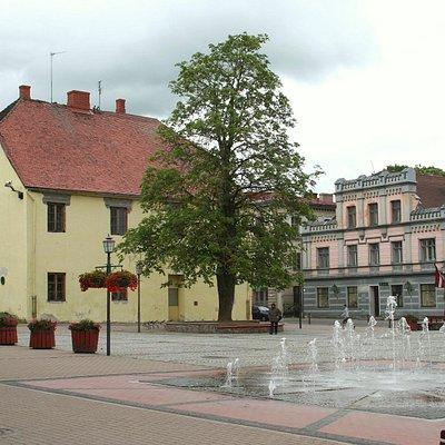 Rožu laukums | Cesis, Latvia