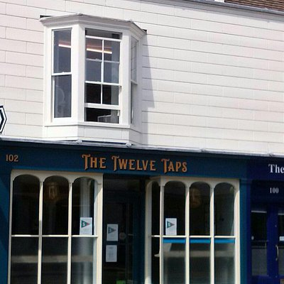 The Twelve Taps, Whitstable