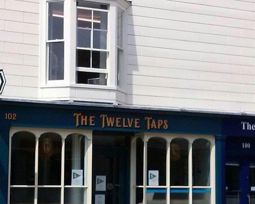 The Twelve Taps, Whitstable
