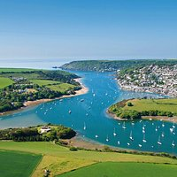 The beautiful Salcombe, South Devon