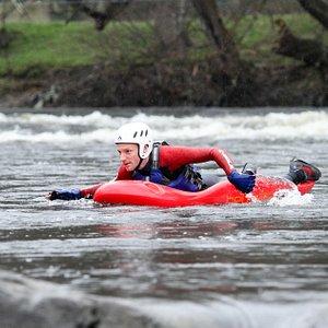 Bodyboating North wales