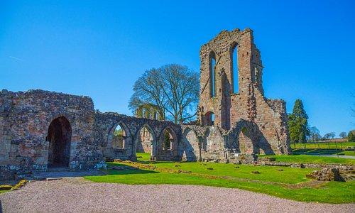 Croxden Abbey, Staffordshire.