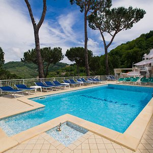 The Pool at the Hotel Residence Le Terrazze