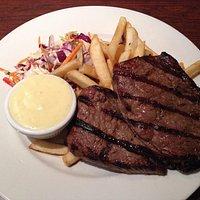 300g Rump Steak - $15