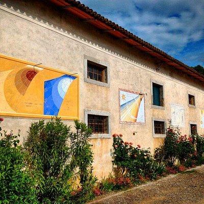 Piazzale delle Meridiane. Museo della Civiltà Contadina - Aiello del Friuli